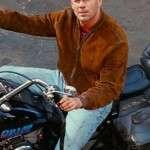 Butch Coolidge Pulp Fiction Leather Jacket