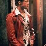 Fight Club Brad Pitt Jacket