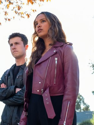 13 Reasons Why Alisha Boe Jacket