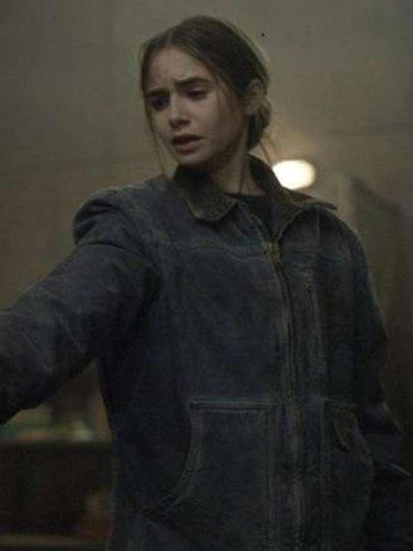 Lauren Monroe Inheritance Leather Jacket