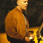 Pulp Fiction Bruce Willis Suede Leather Jacket