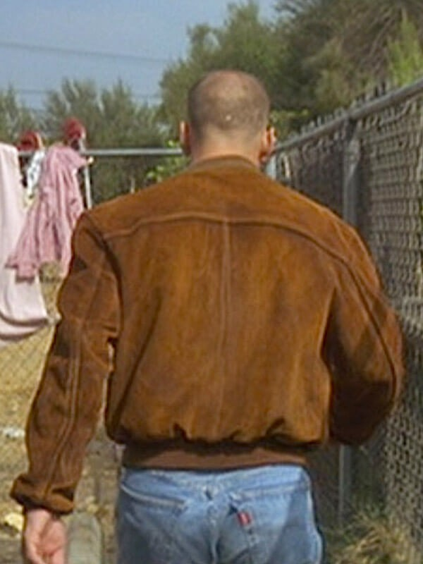 Pulp Fiction Butch Coolidge Bomber Jacket