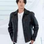 The Head Tomohisa Yamashita Black Jacket