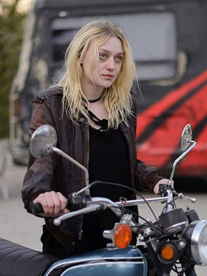 Dakota Fanning Viena and the Fantomes Jacket