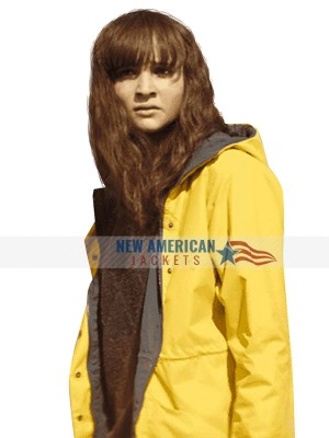 Dark Season 3 Lisa Vicari Yellow Jacket