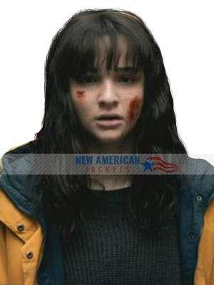 Dark Lisa Vicari Yellow Jacket
