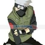 Naruto Kakashi Hatake Vest Cosplay