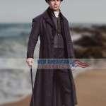 Sanditon Theo James Trench Coat