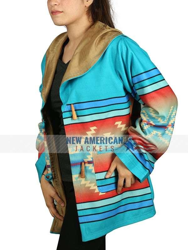 Yellowstone Season 3 Beth Dutton Wool Coat