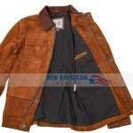 the last of us joel miller brown jacket