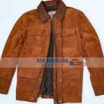 the last of us joel miller leather jacket