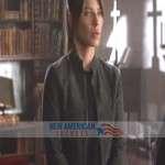 Chloe Decker Lucifer Season 5 Leather Jacket