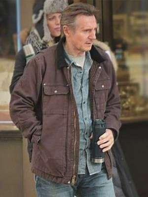 Liam Neeson Honest Thief Jacket