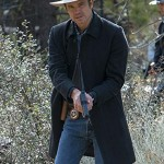 Justified Raylan Givens Trench Coat