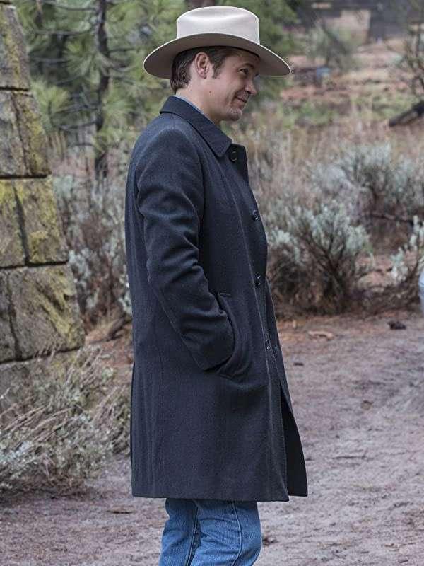 Raylan Givens Justified Coat