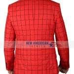 Tom Holland Spiderman Blazer Coat