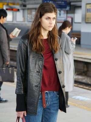 Alexandra Daddario Lost Girls and Love Hotels Jacket