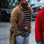 Charm City Kings Louis Stancil Hoodie Coat