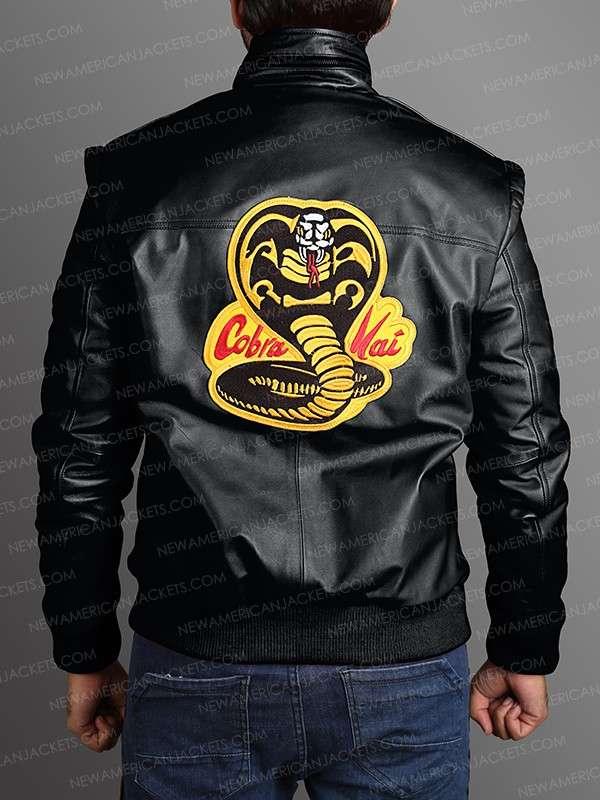 Cobra Kai Jacket Black