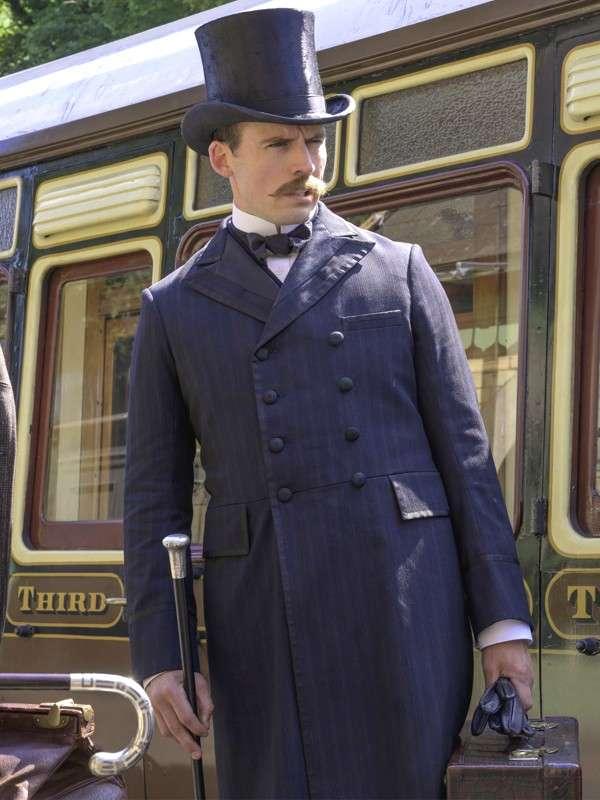 Enola Holmes Mycroft Holmes Coat