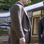 Henry Cavill Enola Holmes Suit
