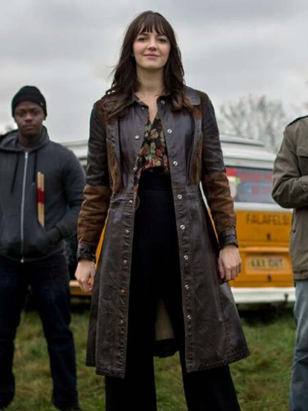 Kat and the Band Ella Hunt Coat