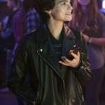 Trinkets Brianna Hildebrand Leather Jacket