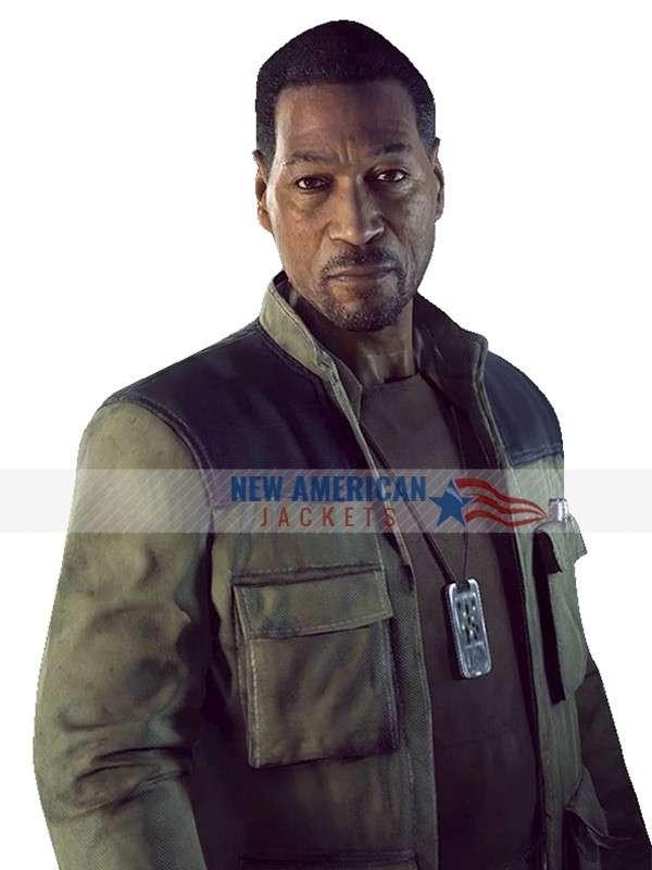 Lindon Javes Star Wars Squadrons Jacket