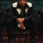 Michael Rainey Jr Power Book II Ghost Black and White Jacket