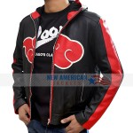 Naruto Akatsuki Itachi Uchiha Cosplay Jacket