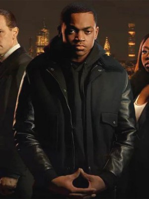 Power Book II Ghost Michael Rainey Jr. Jacket