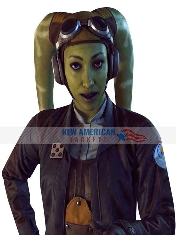 Star Wars Squadrons Hera Syndulla Jacket