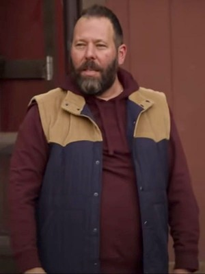 The Cabin With Bert Kreischer Vest