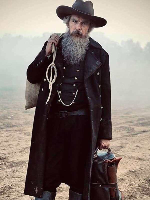 The Good Lord Bird Ethan Hawke Coat