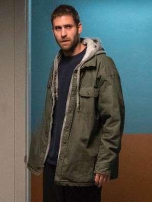 The Haunting of Hill House Luke Crain Green Jacket