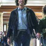 The Trial of the Chicago 7 Abbie Hoffman Jacket