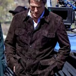 The Undoing Hugh Grant Brown Jacket