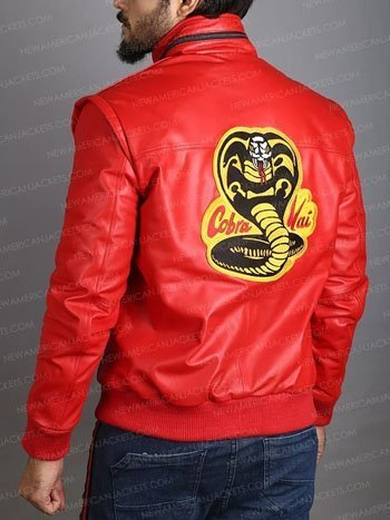 RED CAPSULE AKIRA KANEDA LEATHER JACKET