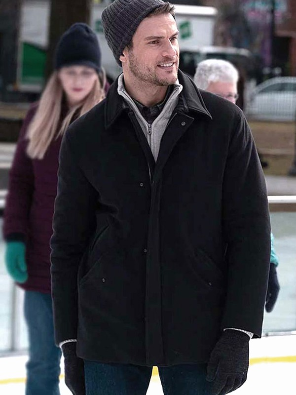 Christmas on Ice Ryan Cooper Jacket
