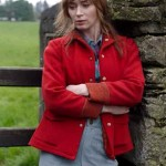Emily Blunt Red Jacket