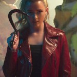 Freaky Movie Kathryn Newton Leather Jacket