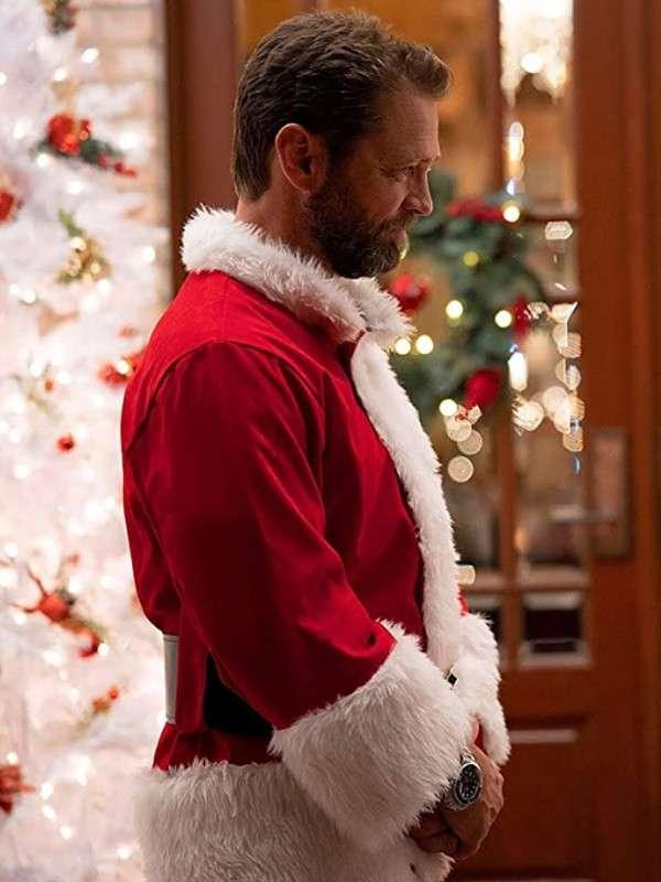 Jason Priestley Dear Christmas Jacket