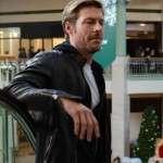 Luke Bracey Holidate 2020 Leather Jacket