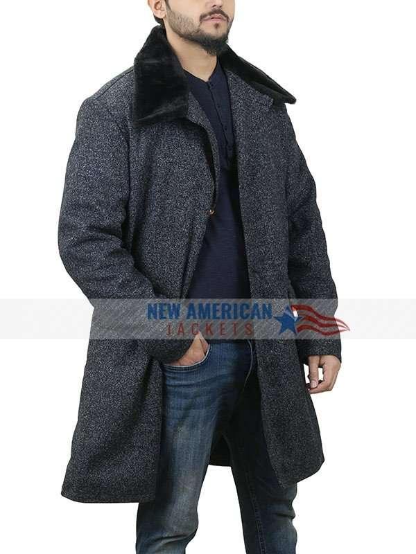 The Undoing Hugh Grant Trench Coat
