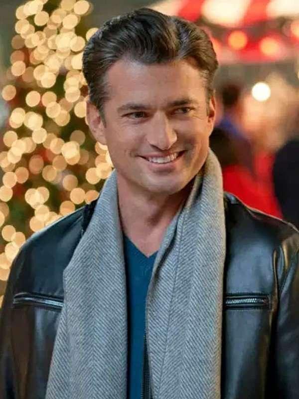 A Nashville Christmas Carol Gavin Jacket