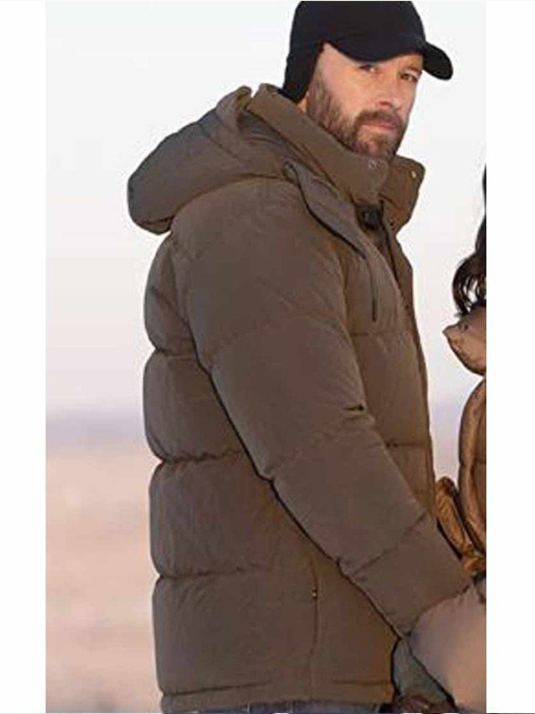 Beartown Peter Andersson Puffer Jacket