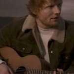 Ed Sheeran Afterglow Jacket