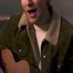 Ed Sheeran Afterglow Shearling Jacket