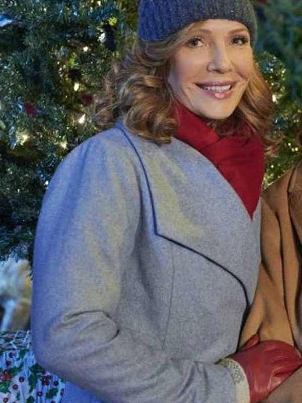 Five Star Christmas Barbara Patrick Wool Coat