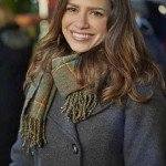 Five Star Christmas Bethany Joy Lenz Grey Peacoat